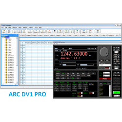 ARC DV1 PRO software