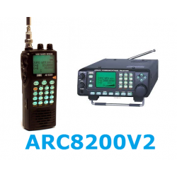 ARC8200V2 software