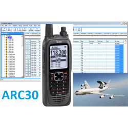 ARC30 software for IC-R30
