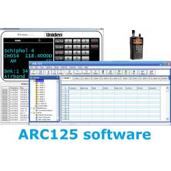 ARC125 software download