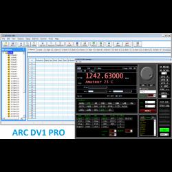 ARC DV1 PRO software