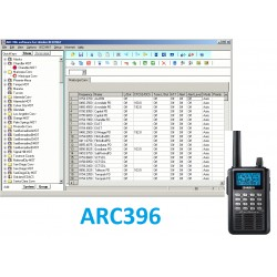 ARC396PRO for BCD396T model