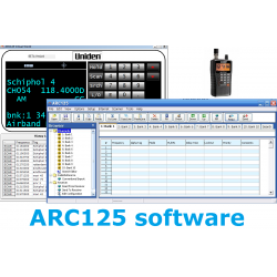 ARC125 software